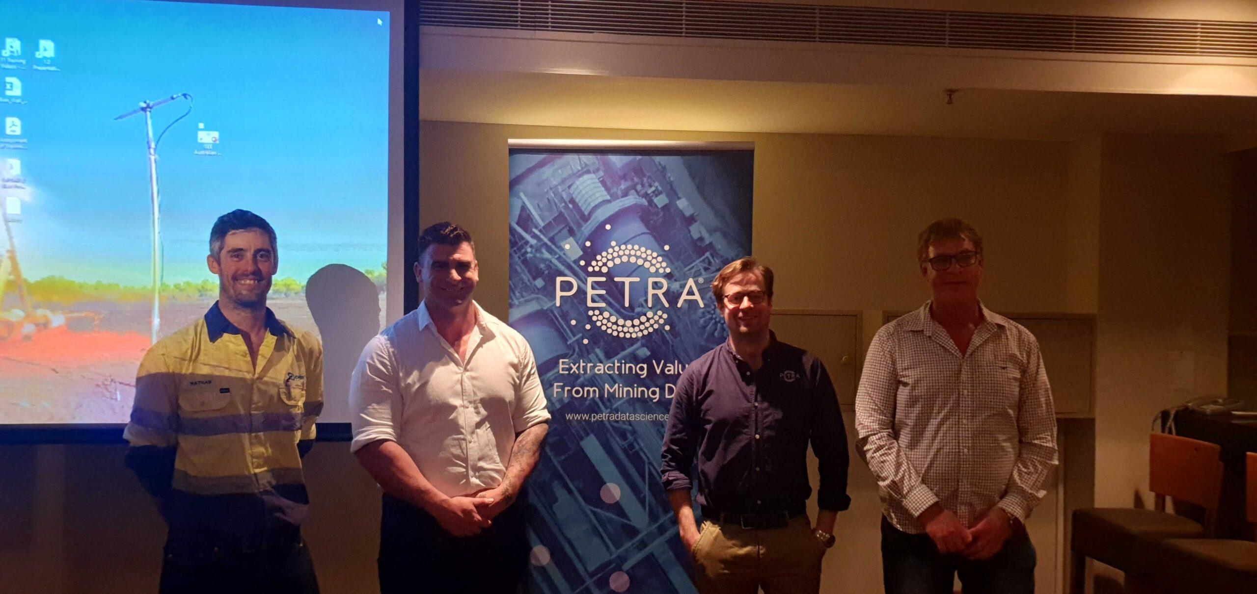 ISEE Perth PETRA Data Science Leon Morgan