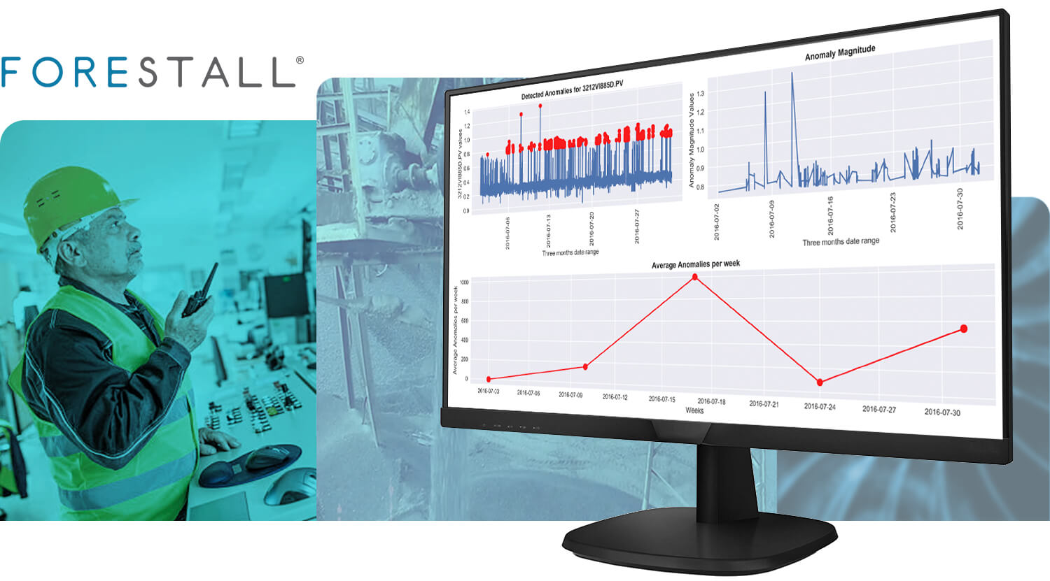 FORESTALL<sup>®</sup> real-time predictive maintenance solution for mining.